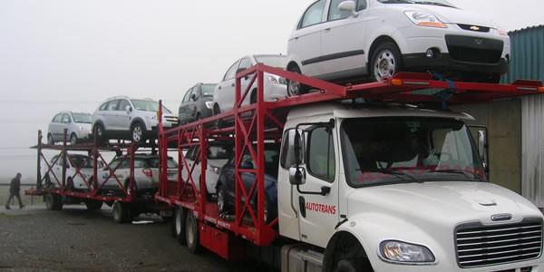 Transporte vehículos livianos